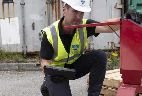 HSE issues guidance on thorough examination and testing of plant and equipment.