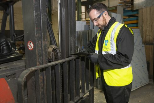 Common defects and legislation for Fork-Lift Trucks and Order Pickers