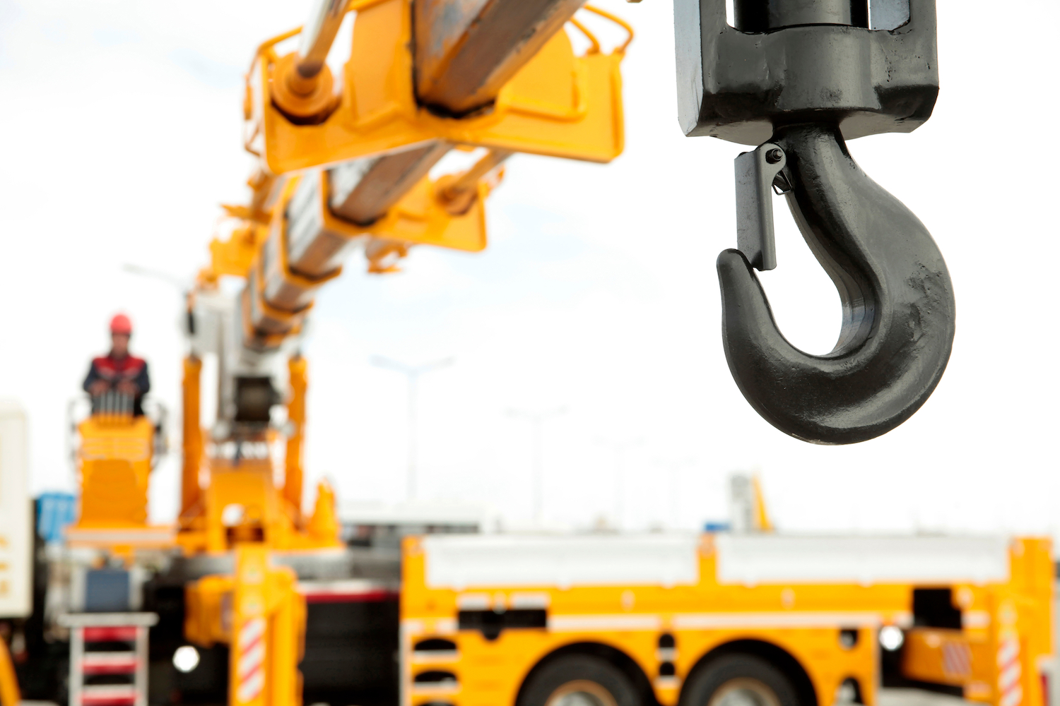 Top 5 Defects – Lorry mounted cranes