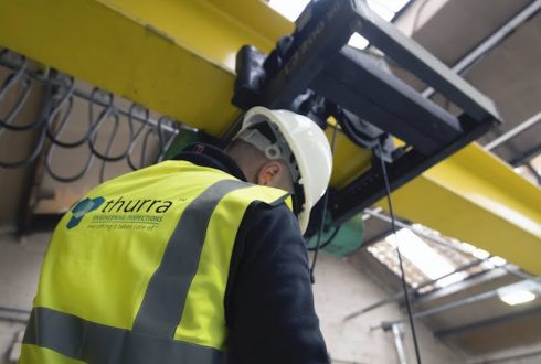 Electric overhead travelling cranes – Top 5 defects