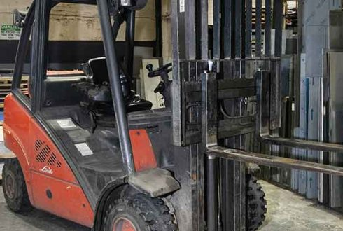 Forklift trucks – common defects