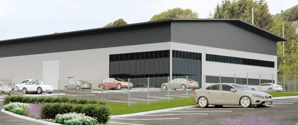 Brand new premises for Lancashire Engineering Inspection Company – PRESS RELEASE