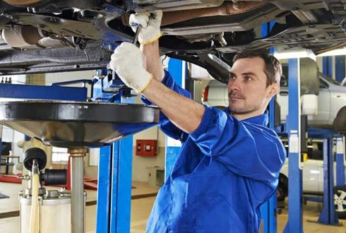Engineering inspections for Garages and Motor Trade >
